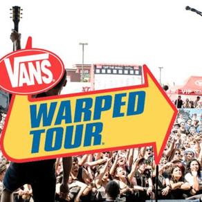 RIP To a Pop-Punk Kid's Dream, Vans Warped Tour