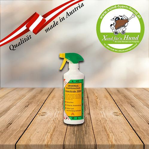 """Universal Insektenschutz """"Insecticide 2000"""""""
