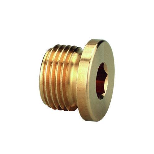 SCHNEIDER Verschlussschraube  (Innensechskant/Außen zylindrisch)