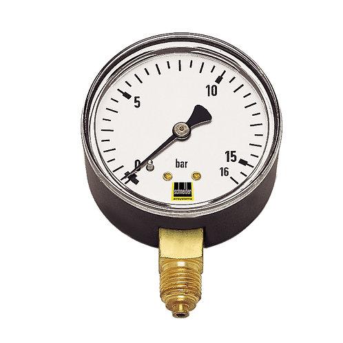SCHNEIDER Standard-Manometer (senkrecht)