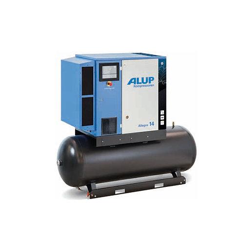"AGRE-ALUP Schraubenkompressor ""Allegro 14+13 500  400/50-AD"""
