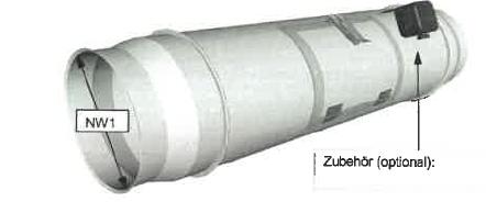 Scheuch-Ligno Schleifbandfänger (verzinkt)