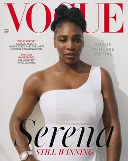 British Vogue November 2020 cover