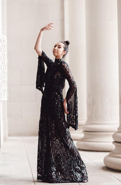 British Vogue Oct 2020 image