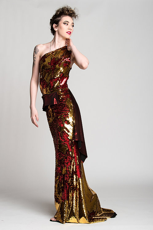 Unstoppable Gown