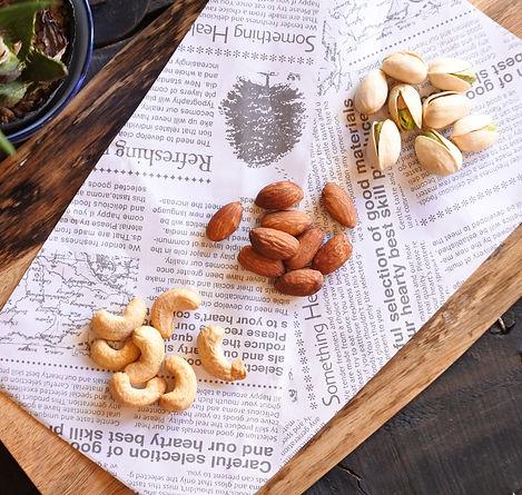 自家焙煎ナッツ,エルブランコ,新鮮ナッツ