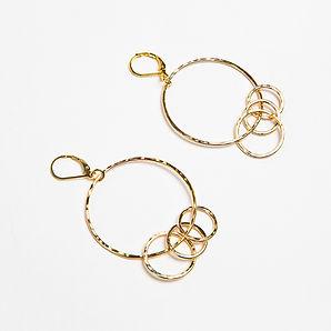 gold filled earrings rosebergernyc
