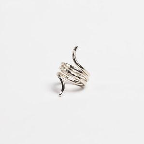 sterling silver  ring rosebergernyc