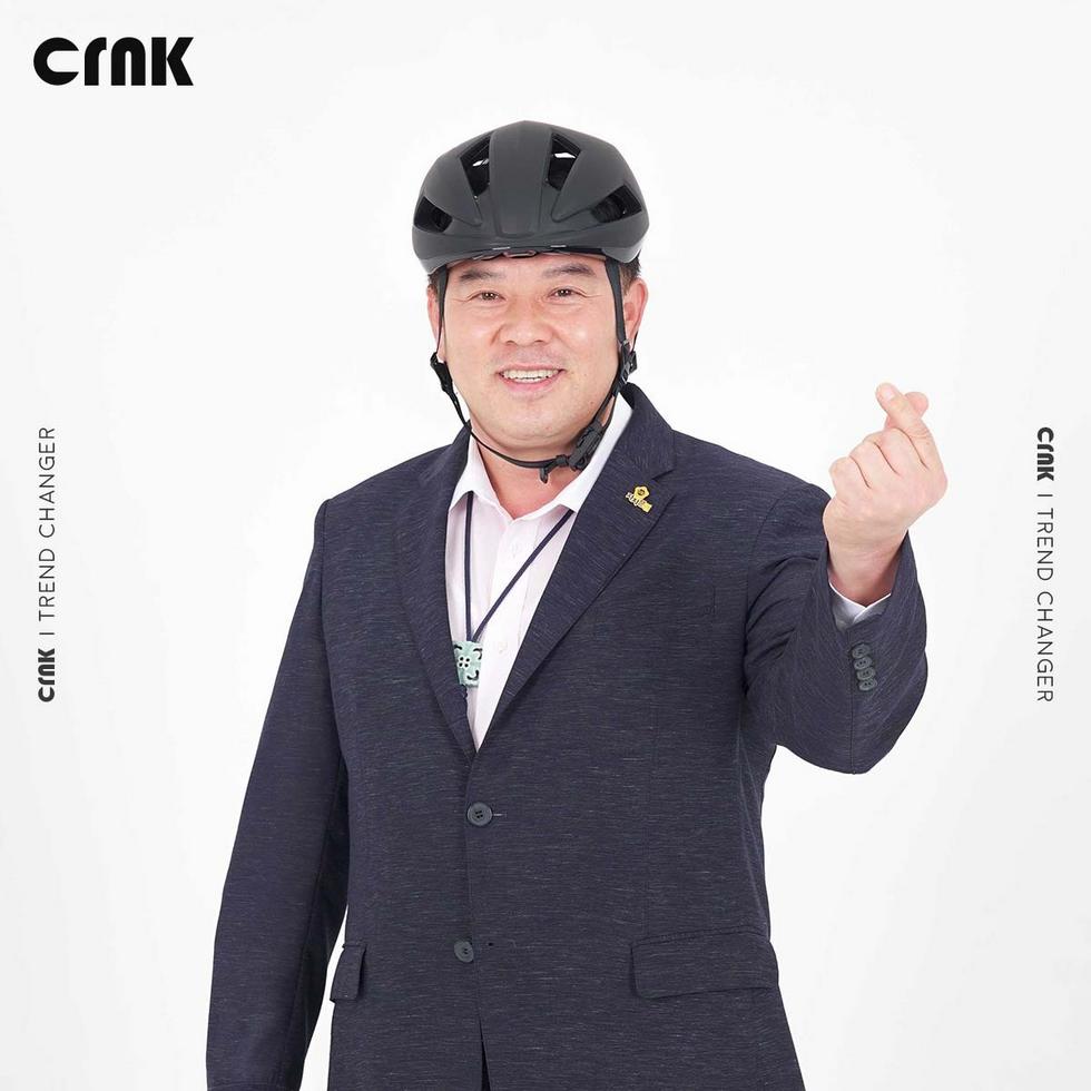 <김영준 도의원 CRNK 방문 > 안전한 자전거 문화를 위한 한걸음(21.09.09)