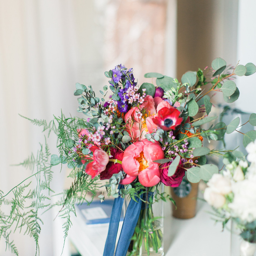 Beautiful Florals by Leaf and Petal