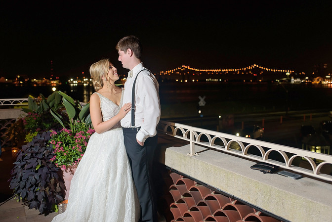 Tori and Ben's Summer Wedding in New Orleans