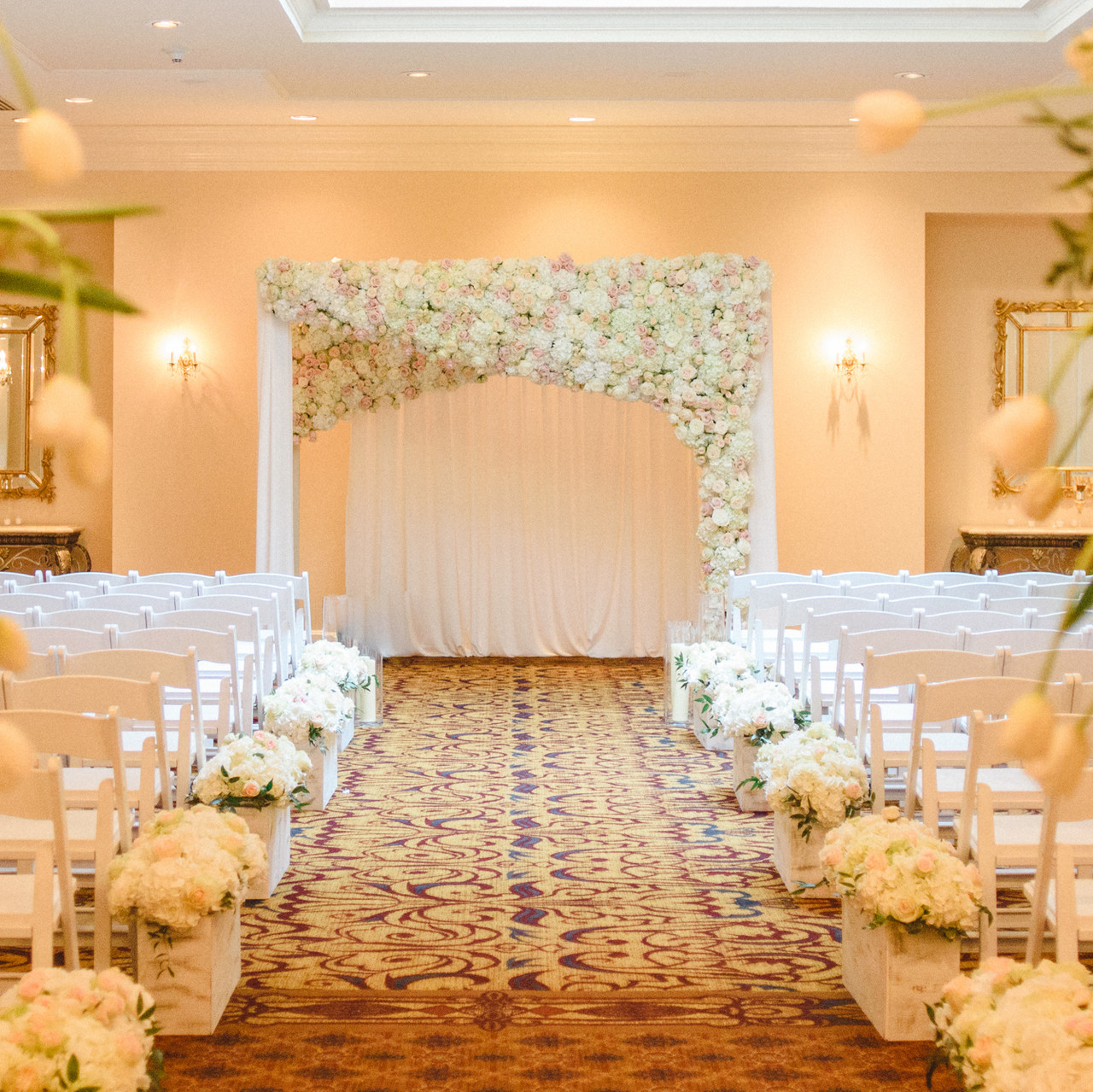 Gorgeous Floral Archway