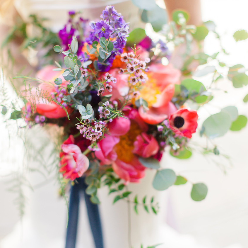 Gorgeous bouquet by Leaf and Petal