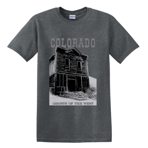 Ghost Town Tee - Colorado edition