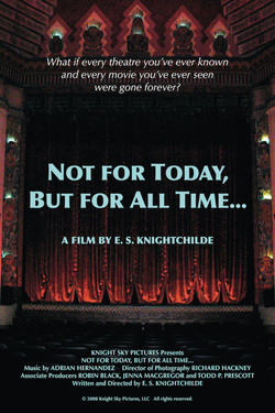 Not for Today, But for All Time...