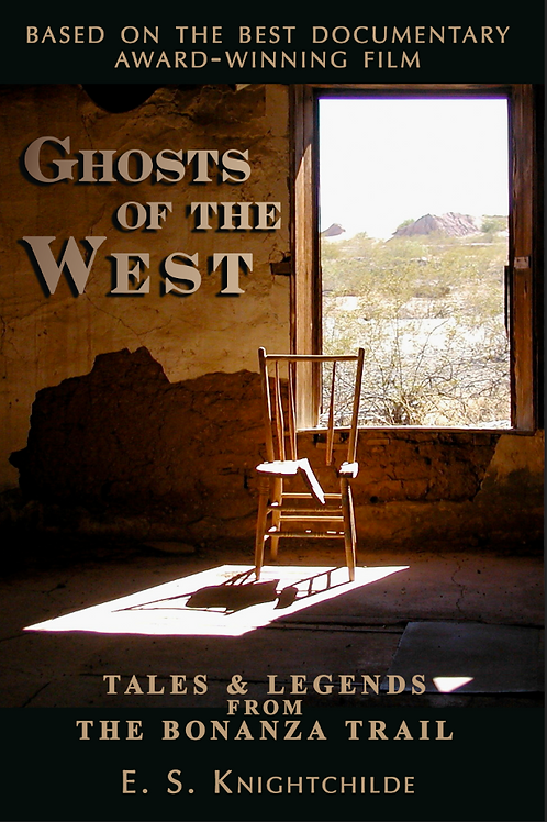Ghosts of the West - New Book & Combo Packs