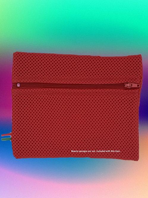 Beauty Sponge Sachet - Rosso