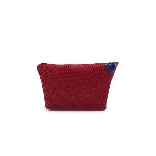 BSS - Red Makeup Bag