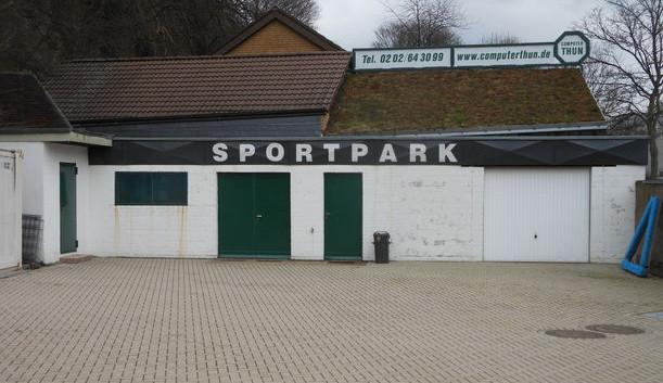 Fitnessbereich des Sportpark Höfen