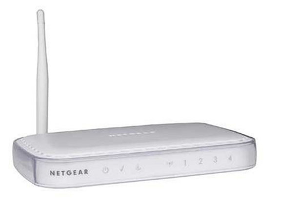 NETGEAR DG834GUK DG834G 54Mbps Wireless ADSL2+ Modem Firewall Router with 4-port