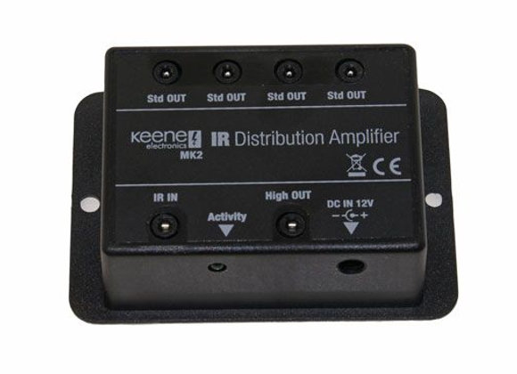 Keene IRBKITSH Mk2 IR distribution amplifier