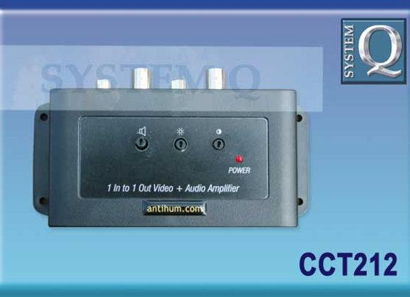 CCTV Video/audio amplifier
