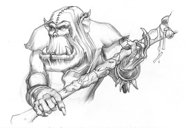 That one particular Orc