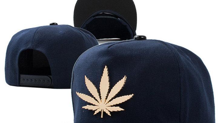 Black 420 Snapback