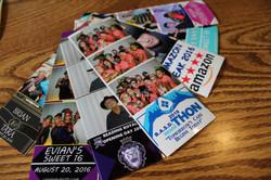 Photo Booth 2x6 Custom Photo Prints