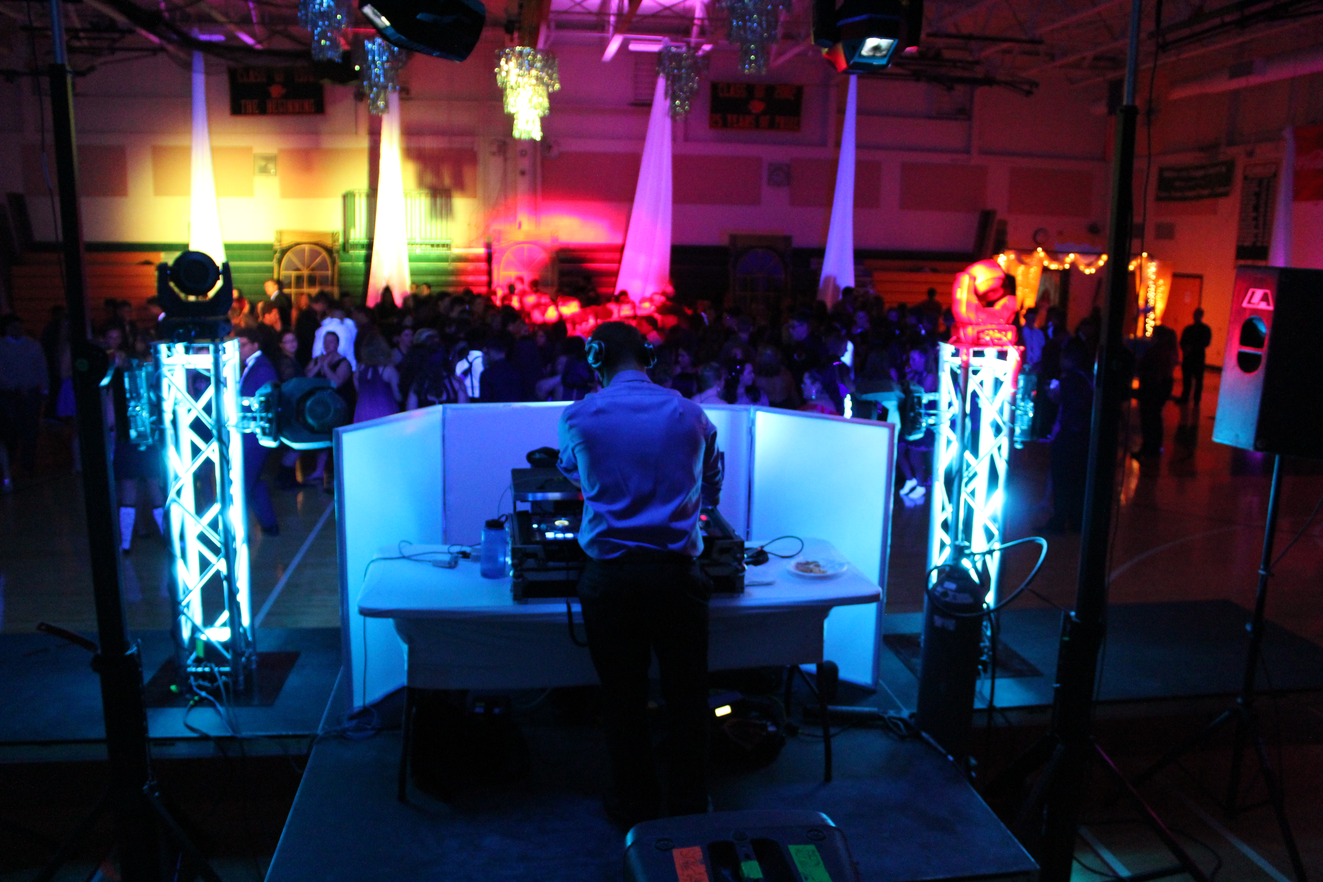 Homecoming DJ Service New Jersey