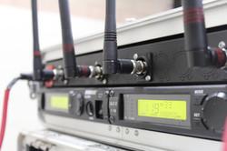 Shure Wireless Mic Easton PA