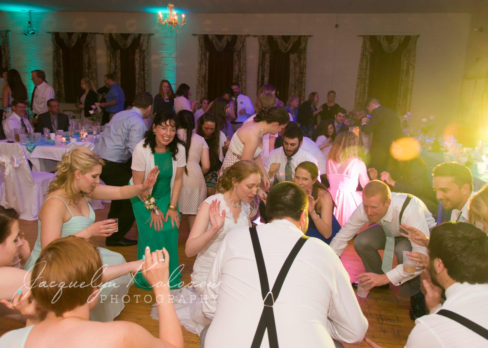 Kutztown PA Wedding DJ Services