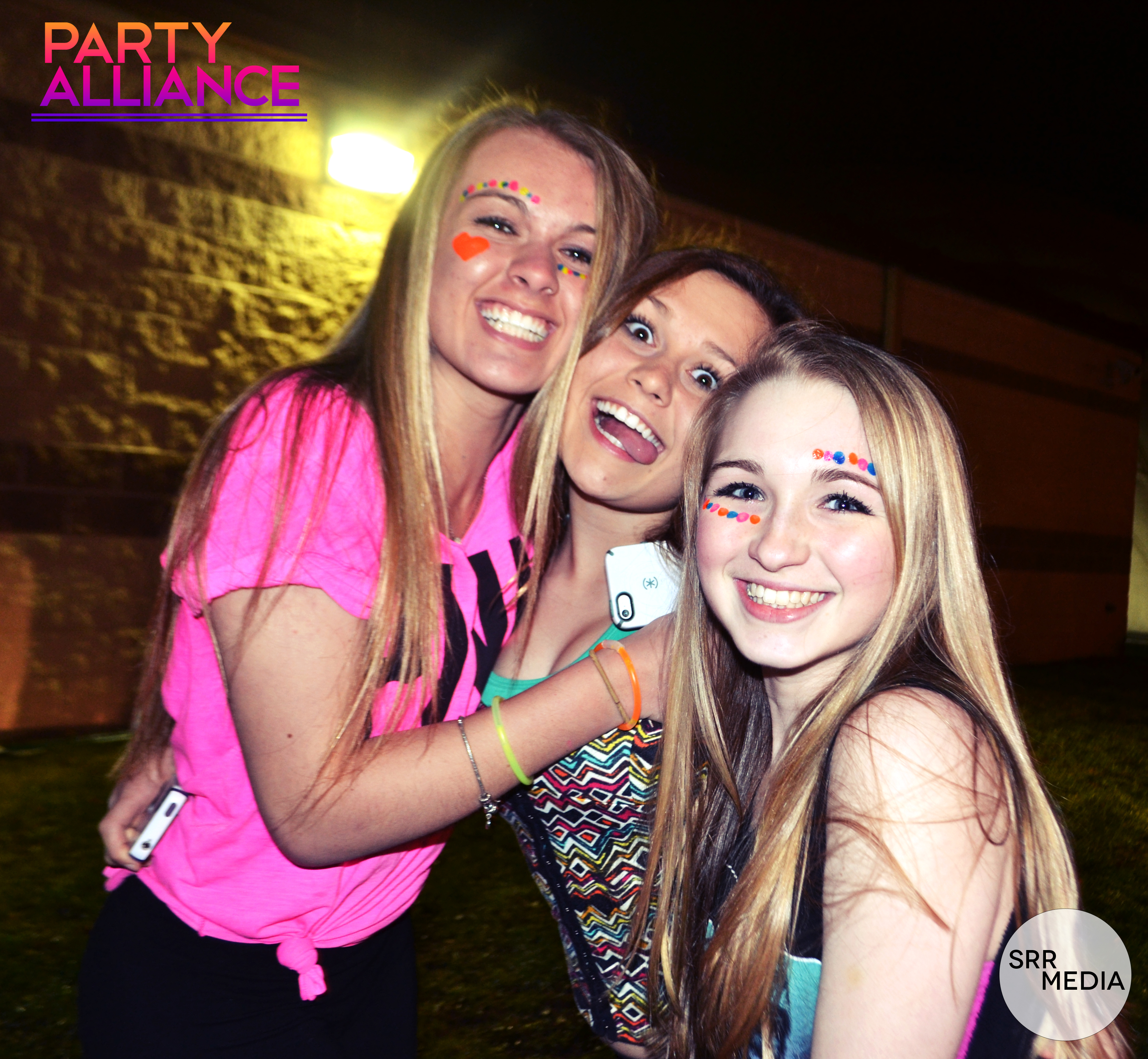 Glow Party New Jersey