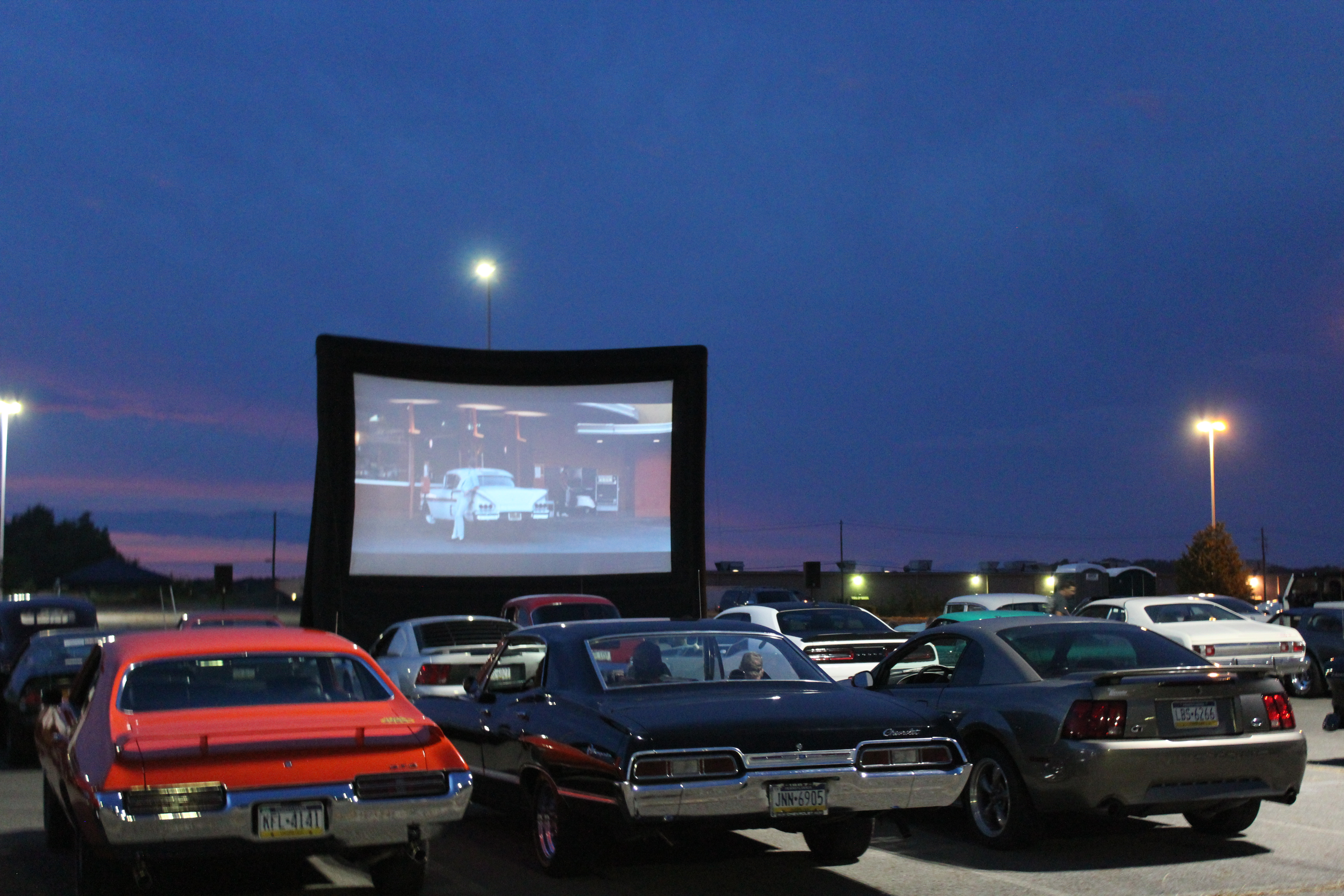 Outdoor Movie Screen Rental Lehigh Valley Pa Allentow