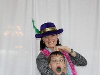 50th Birthday Party Photo Booth 12/20/14