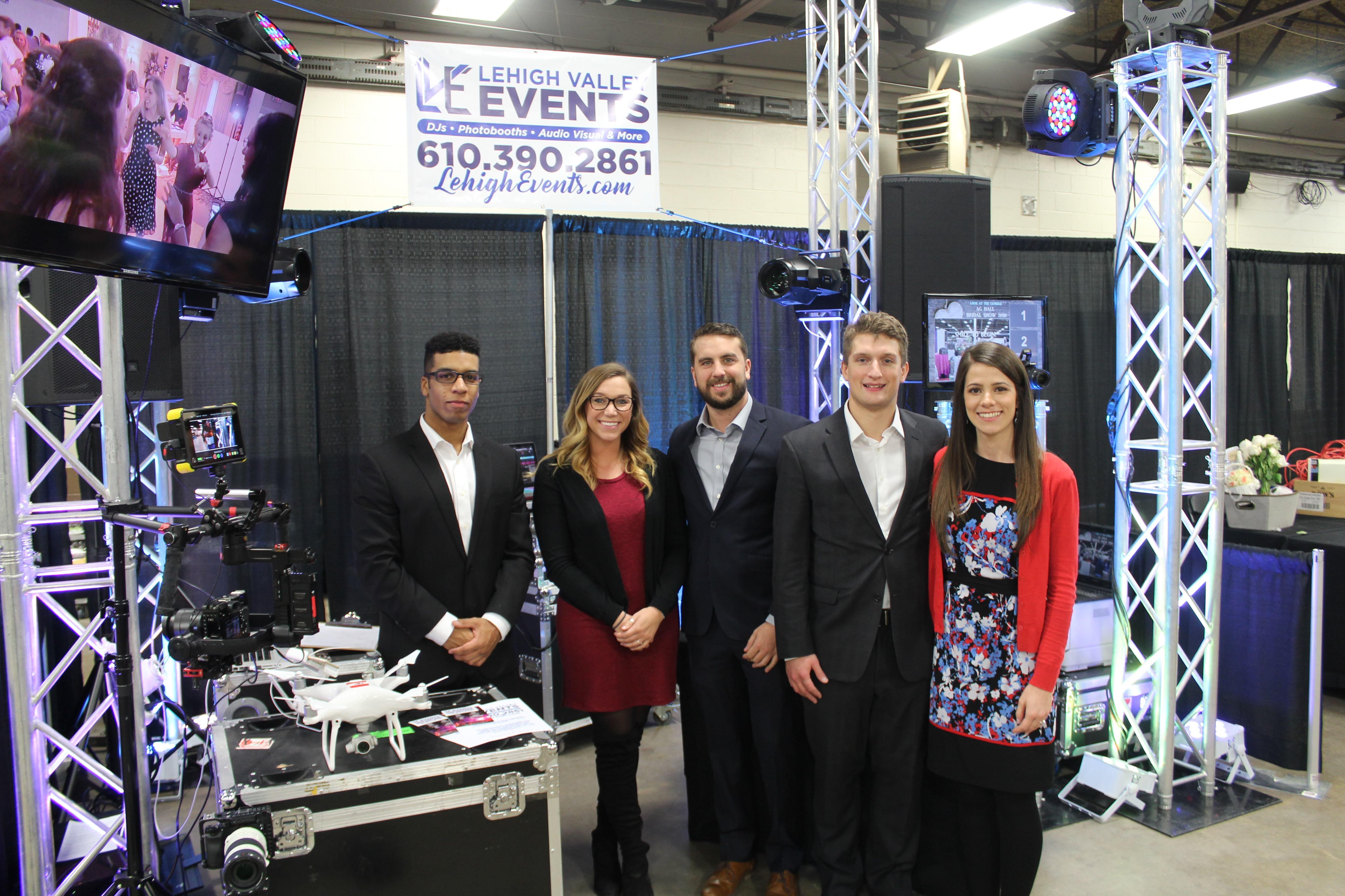 Lehigh Valley Events DJ Staff