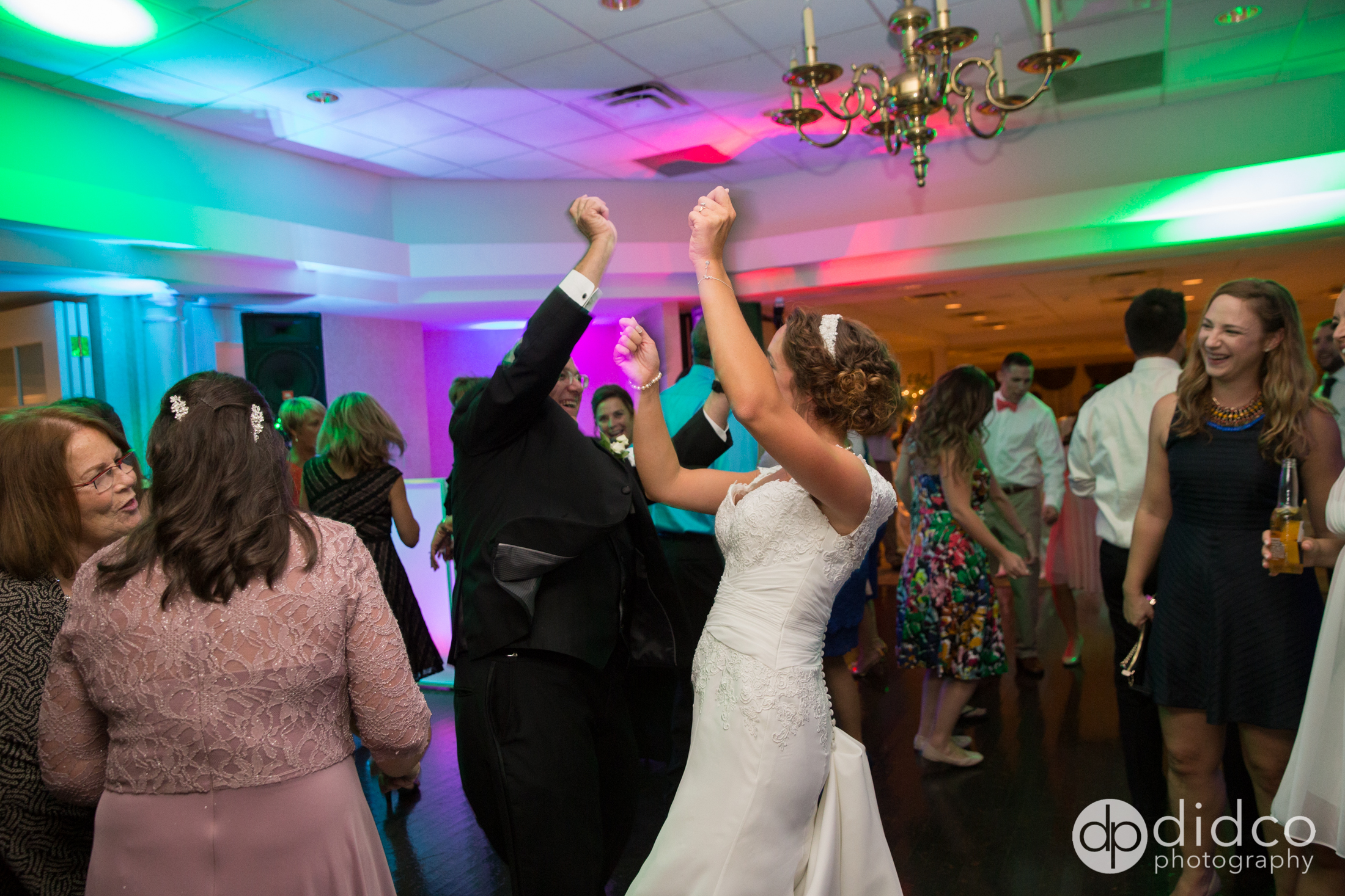 Bethlehem Wedding DJ | Green Pond CC