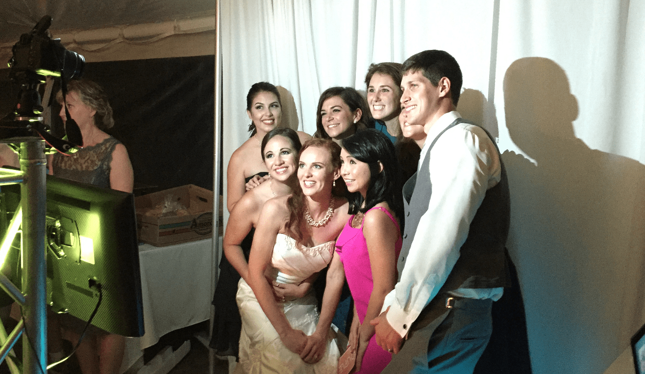 Photo Booths for Weddings!