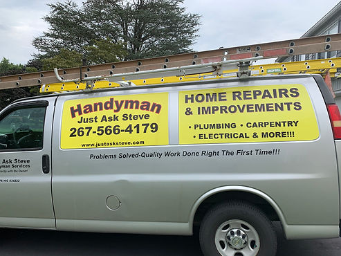 Handyman Service Lower Bucks County