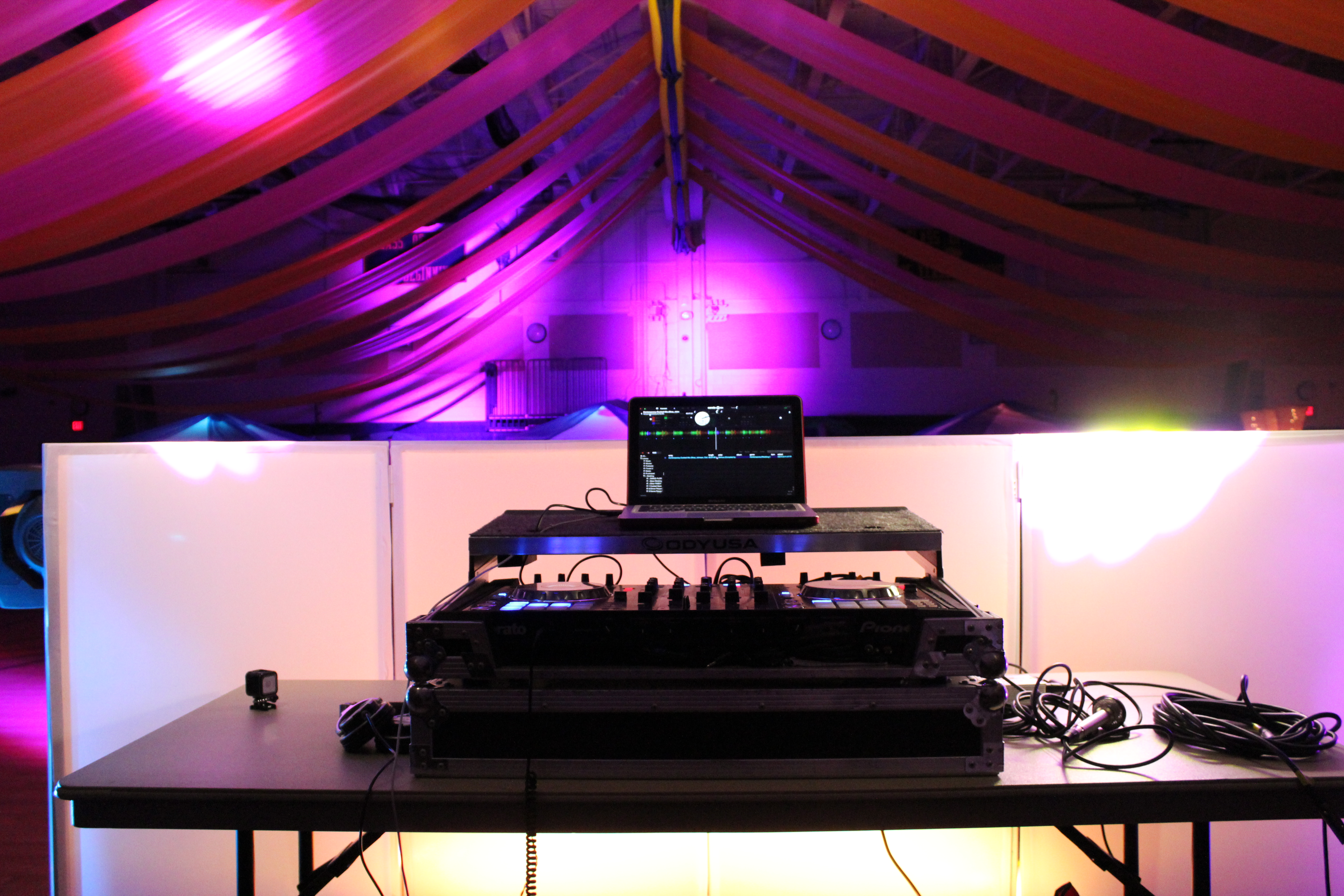 DJ and Lighting for Sweet 16s