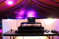 DJ and Lighting for Sweet 16s