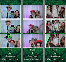 wedding photo booth rental easton pa
