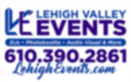 Lehigh Valley Events DJ's PhotoBooths Audio Visual