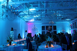 Bucks County Wedding Lighting Durham