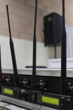 Wireless Lavalier Mic System Rental