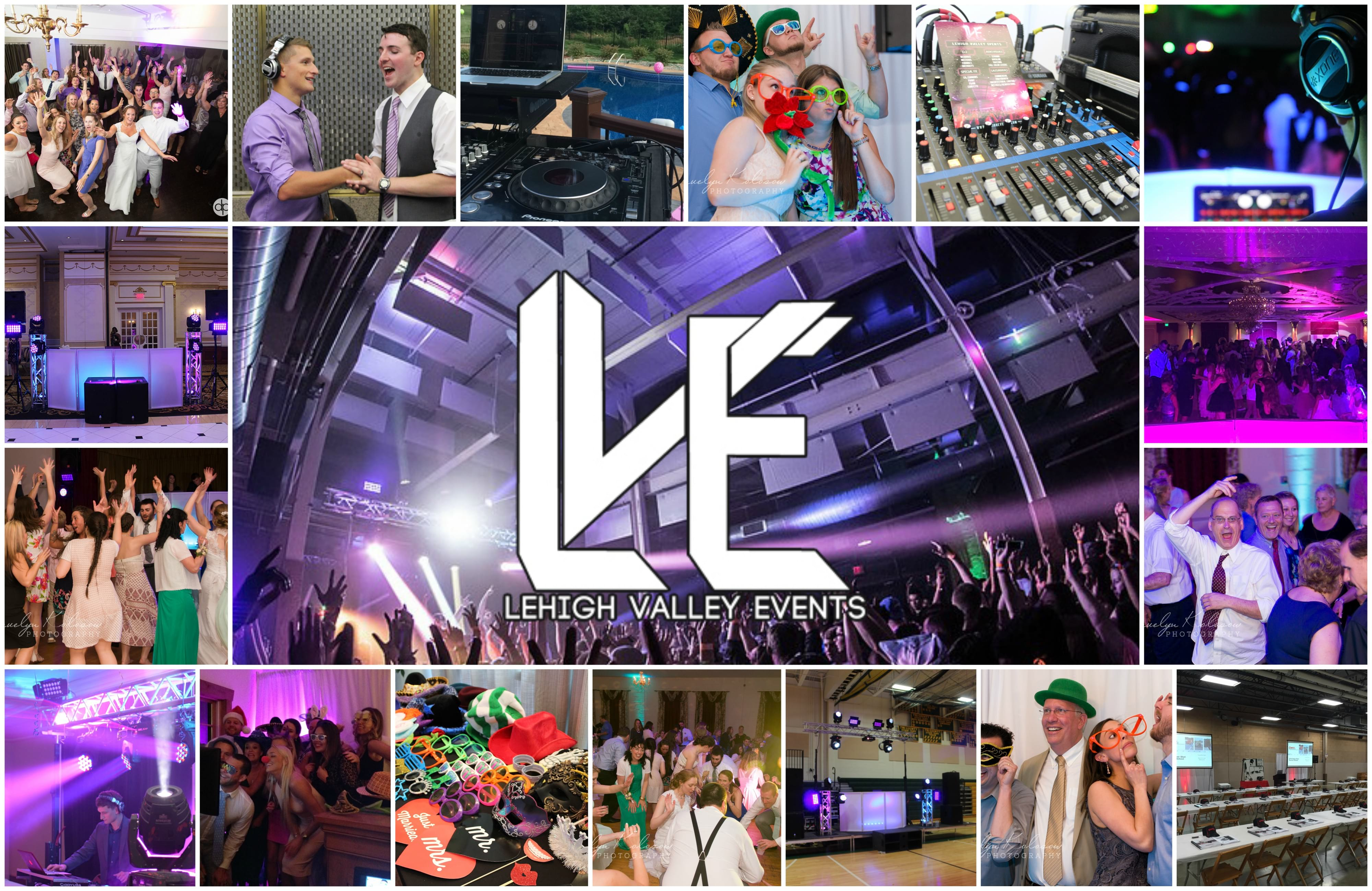 Lehigh Valley Events DJ Bethlehem PA