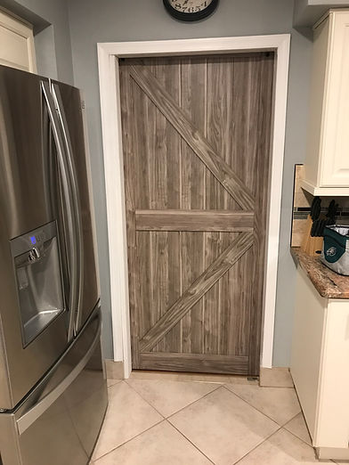 Carpentry & Doors Hung in Eastern Montgomery County PA