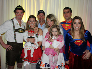 Surprise Birthday Party Photo Booth 10/24/15