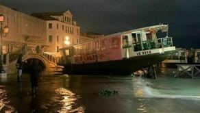 Veneza debaixo d'água e suas consequências