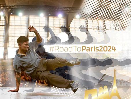 Varmaa ja virallista – Breikkaus mukana Pariisin olympialaisissa 2024!